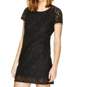 Black lace Aritzia Talula Dress 6
